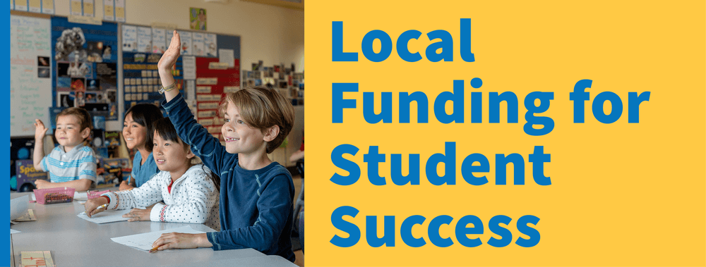 Local Funding for Student Success